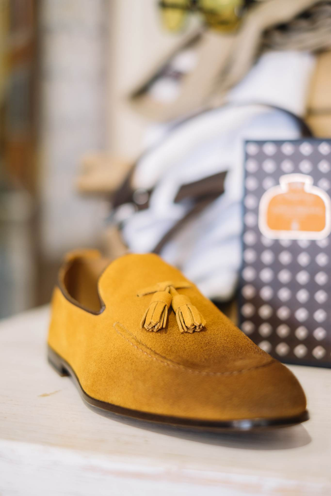 negozio scarpe uomo Venezia