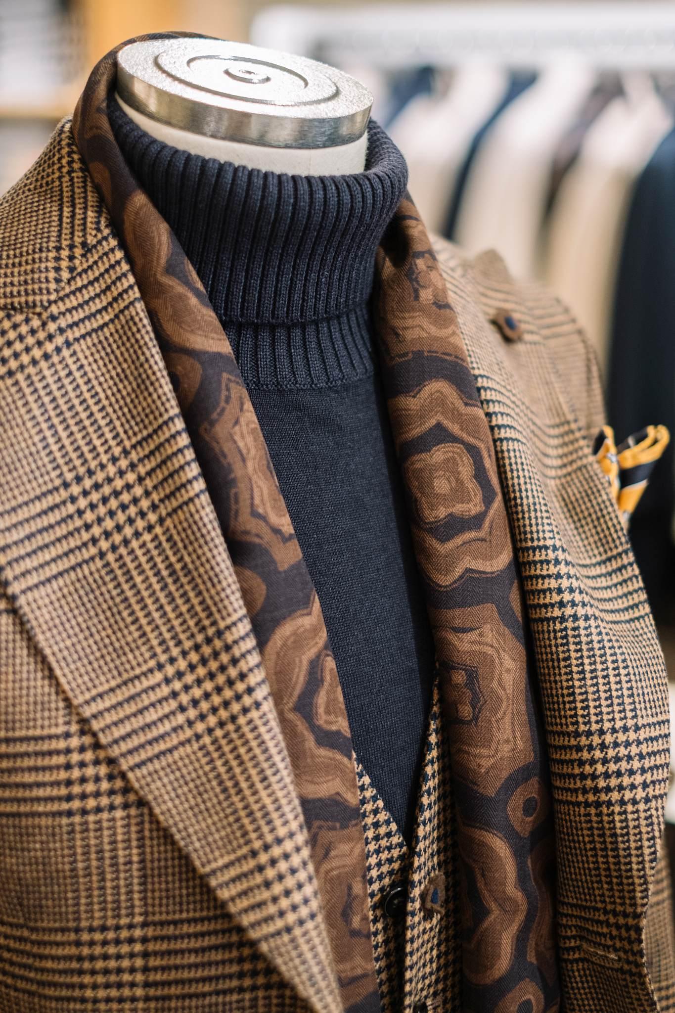 pot pourri boutique abbigliamento elegante uomo Venezia veneto