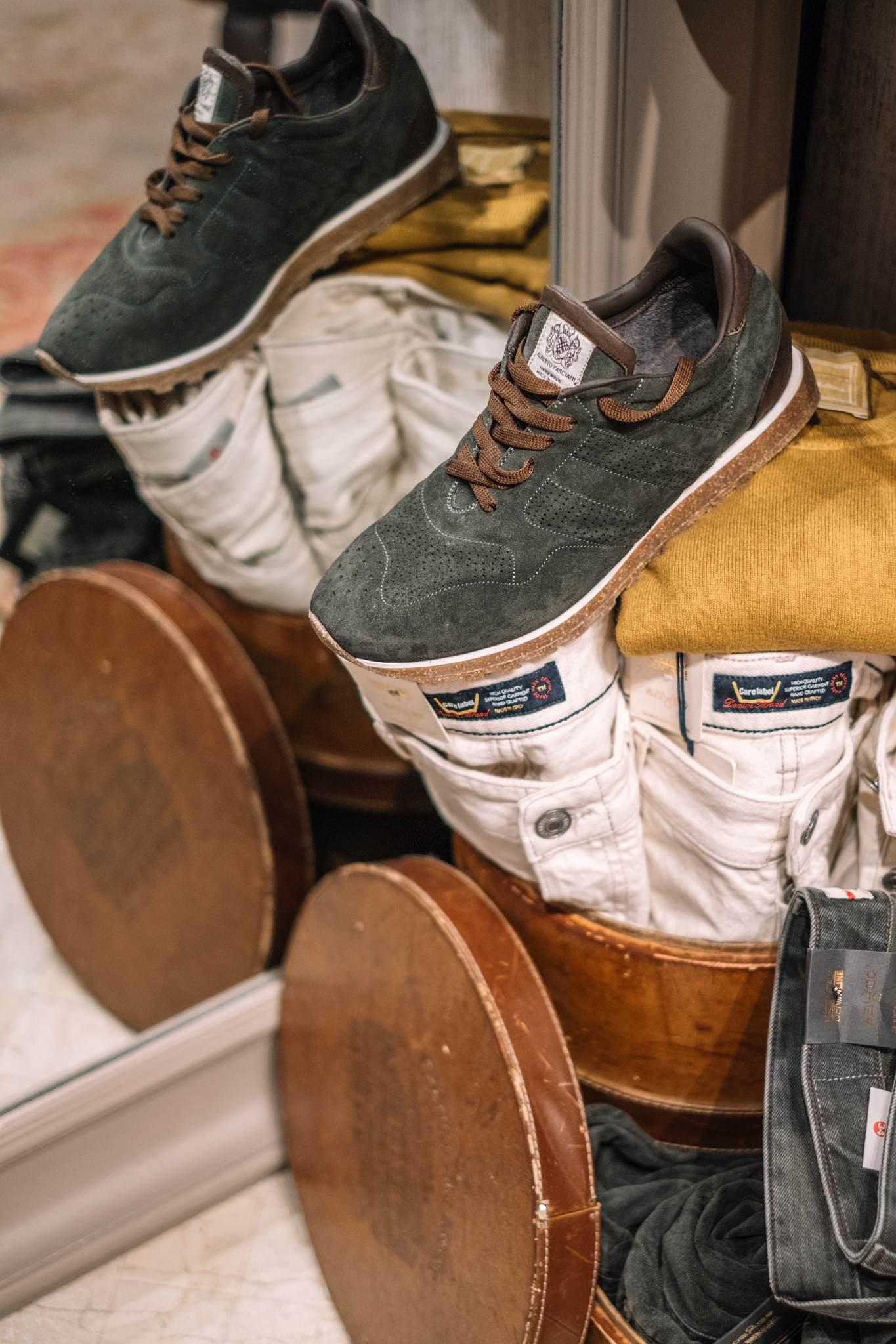 collezione autunno uomo Venezia