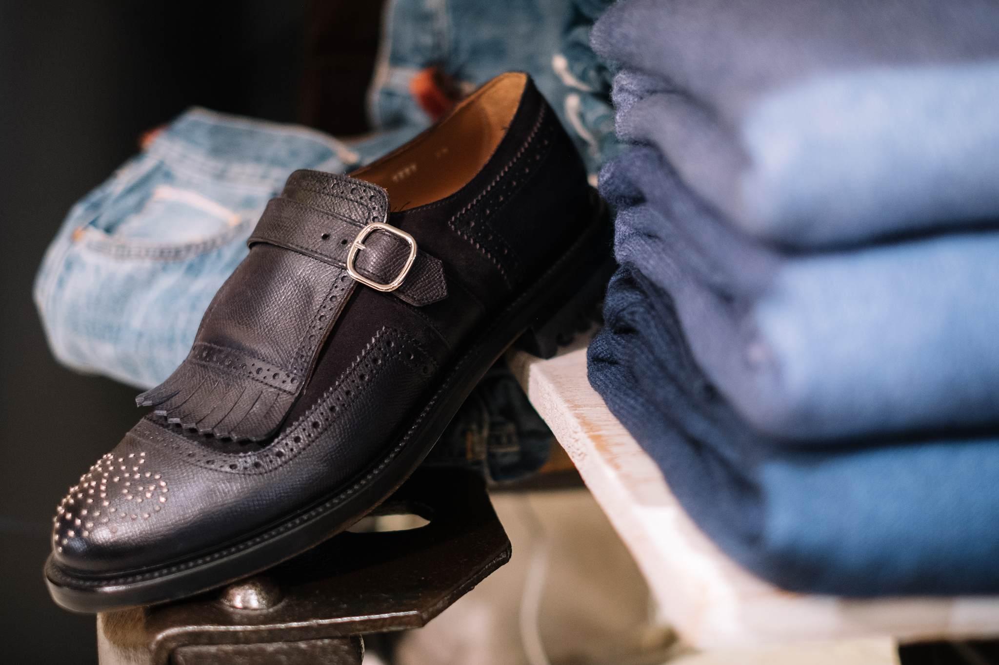 abbigliamento uomo Venezia pot pourri boutique fashion for man