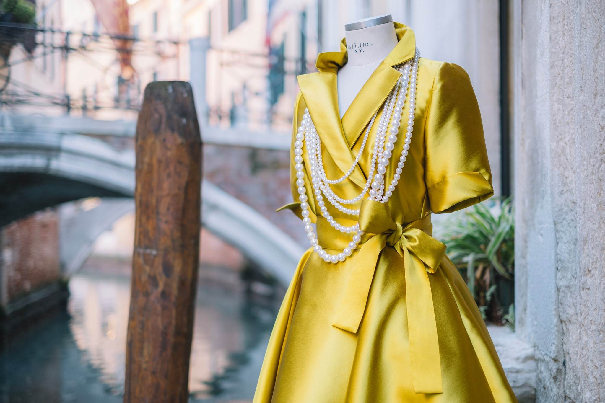 pot Pourrì boutique Venezia abiti da donna couture fatti a mano made in Italy