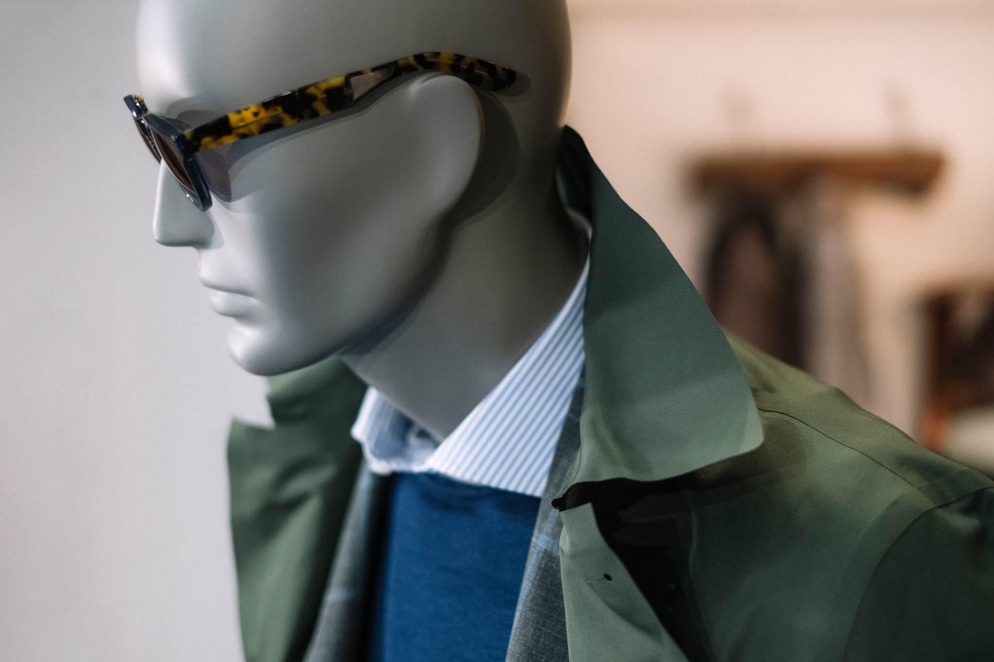 abbigliamento uomo elegante Venezia